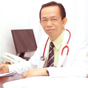 dr. Amril Amirman Burhany, SpA (K)