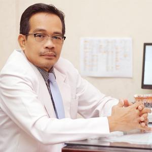 drg. Didi Mardian Alamsyah, Sp.BM