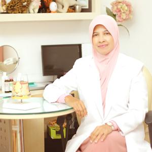 dr. Dewi Inong Irana, SpKK
