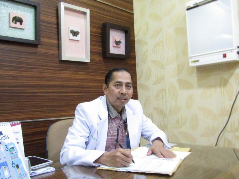 dr. Irhamni, SpBA