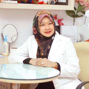 dr. Julia Nizam, SpKK