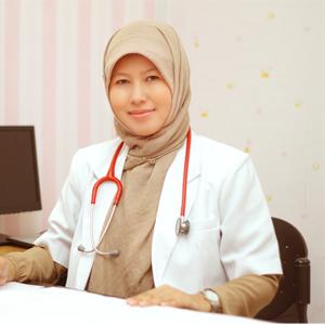 dr. Lies Dewi Nurmalia, SpA (K)