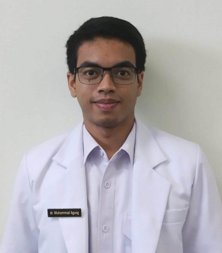dr. M. Agung Bhagaskoro HS