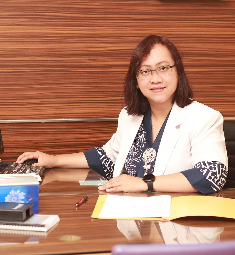 dr. Esthika Dewiasty, SpPD
