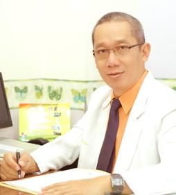 dr. Arief Setiawan SpB-KBD