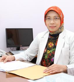dr. Irawati Hawari, SpS