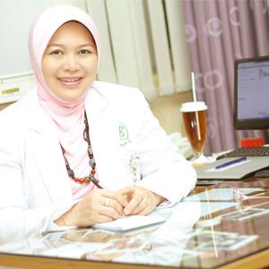 Prof. DR. dr. Dwiana Ocviyanti SpOG