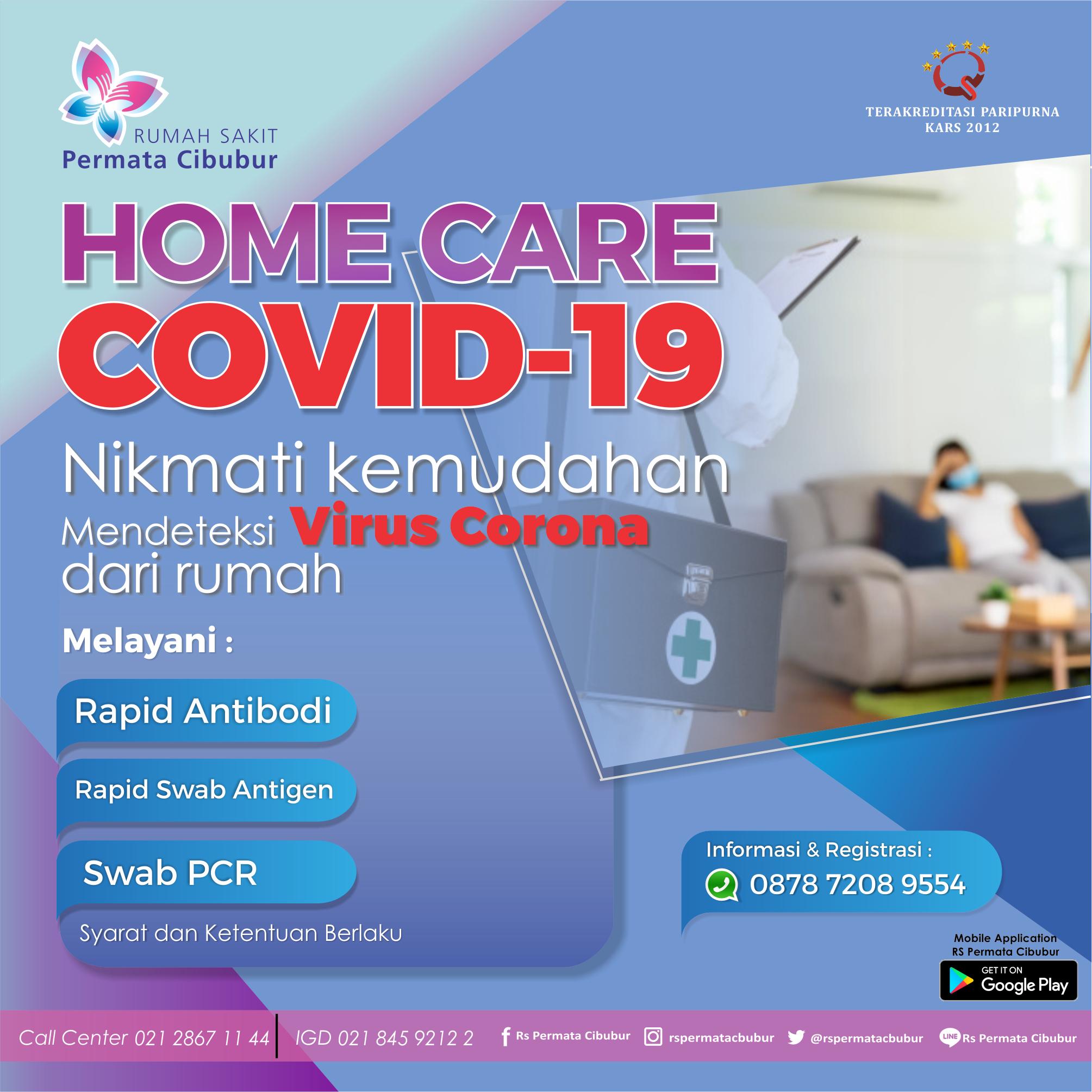 Home Care Covid-19