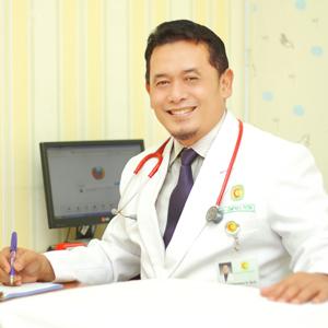 dr. H. M. Arief Hermanu, SpA