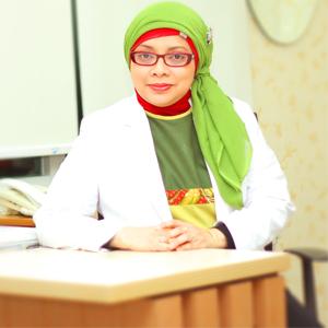 dr. Ira Mastiviani, SpKFR