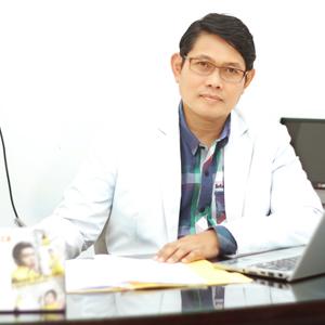 dr. Joko Siswoyo, MS, SpGK