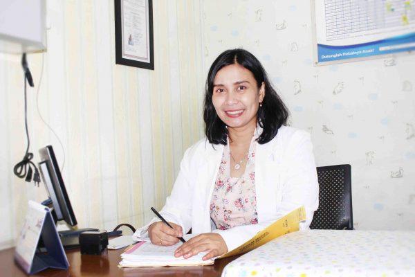 dr. Lucia Nauli Simbolon, SpA
