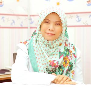 dr. Nila Kusumasari, SpA (K)