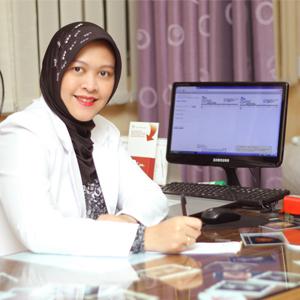 dr. Nina Kartina, SpOG
