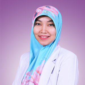 dr. Nur Dalilah, SpKK