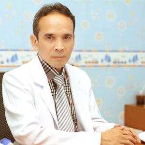 dr. Syarif Rohimi, SpA (K),