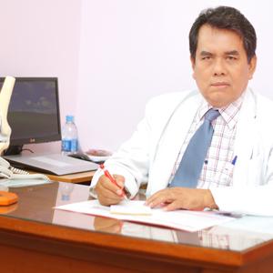 dr. Tumpal A. Siagian, SpS