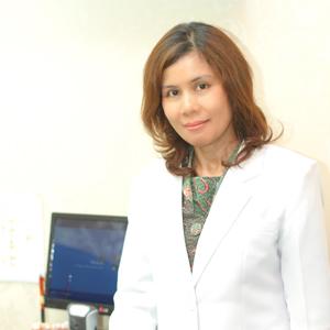 drg. Krismiana Laysia, SpKGA