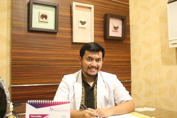 dr. Arief Dimas Dwiputro